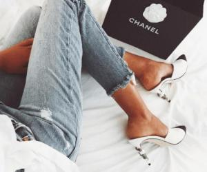 El secreto está en los zapatos