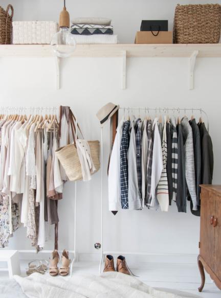 Los 5 imprescindibles de tu vestidor
