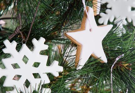 El árbol más dulce de la Navidad