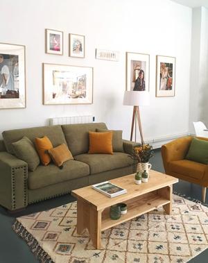¡Tenemos el sofá de Sara Carbonero!